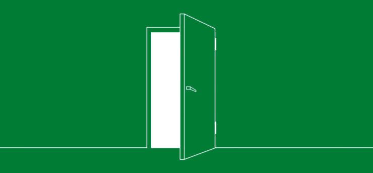 avoimet ovet